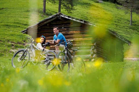 radln berge seen wellness relaxen - ©