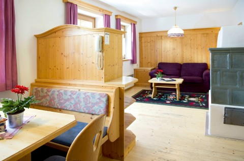 Almwellness Appartement im Chalet - ©